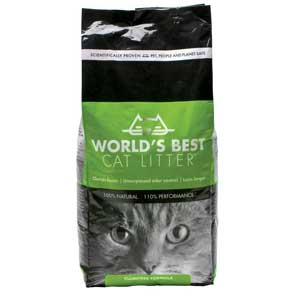 World's Best Cat Litter 34 lb Cat Litter, worlds best, worlds best cat litter scented, worlds best cat litter